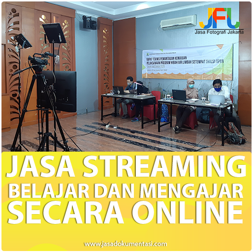 Jasa Streaming